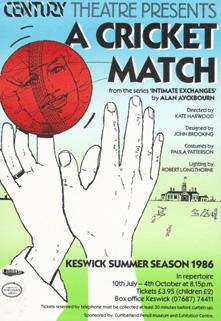 A Cricket Match Paul Ferris