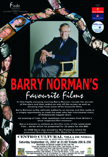Barry Norman Paul Ferris