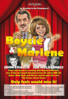 Boycie Marlene Paul Ferris Three