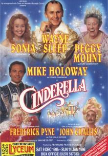 Cinderella Crewe Paul Ferris