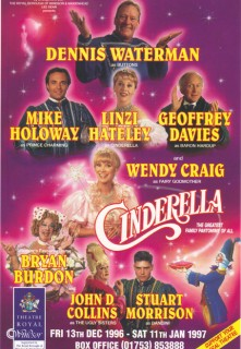 Cinderella Windsor Paul Ferris