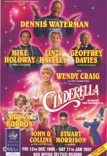 Cinderella Windsor Paul Ferris