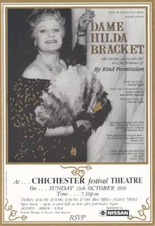 Dame Hilda Bracket Chichester Paul Ferris