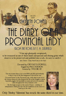 Diary Of A Provincial Lady Paul Ferris