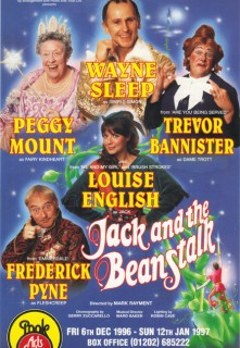 Jack And The Beanstalk Poole Paul Ferris