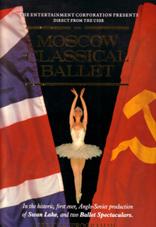 Moscow Classical Ballet Paul Ferris