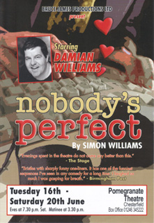 Nobodys Perfect Paul Ferris