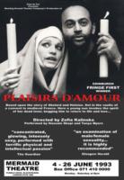 Plaisirs Damour Paul Ferris