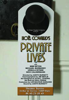 Private Lives Paris Paul Ferris