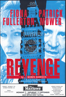 Revenge Paul Ferris