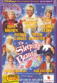 The Sleeping Beauty Crewe Paul Ferris