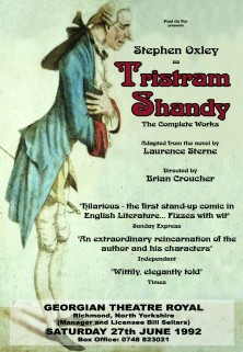 Tristram Shandy Paul Ferris