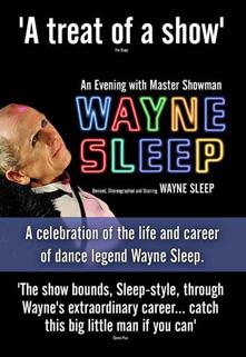 Wayne Sleep Paul Ferris
