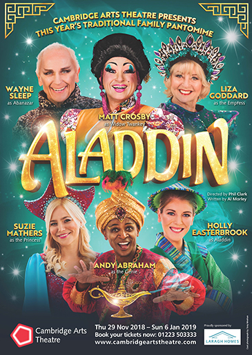 aladdin cambridge paul du fer ferris wayne sleep liza goddard web