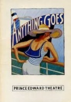 anything goes prince edward theatre london paul ferris du fer