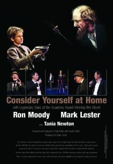 consider yourself at home poster paul ferris