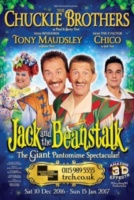jack and the beanstalk nottingham paul ferris