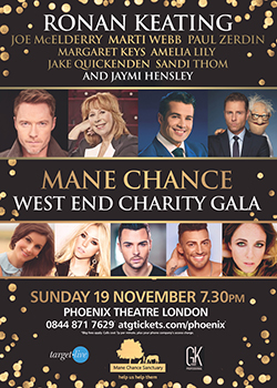 paul ferris du fer mane chance gala phoenix theatre london