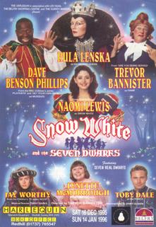snow white redhill paul Ferris