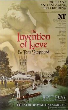 the invention of love paul ferris du fer